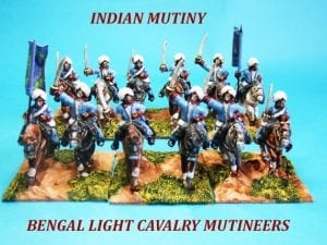 28mm Indian Cavalry