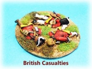 British Casualties