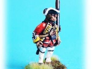 SYW British & Hanoverian Army