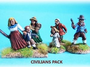 Civilians Pack