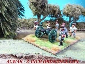 Confederate Field Artillery