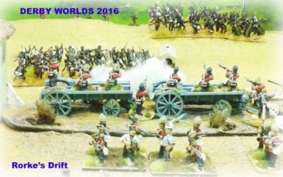 Derby Worlds – Rorke's Drift by the Boondocks