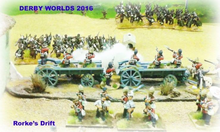 Derby Worlds – Rorke's Drift by the Boondocks