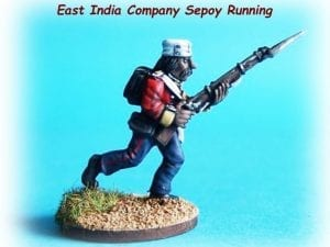 28mm East India Company Sepoys