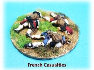 French Casualties/Dead