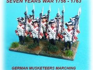 German Musketeers