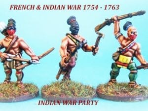 Indian War Party