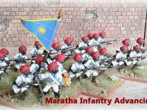 Maratha Infantry