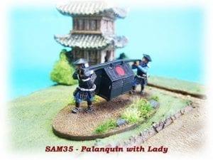 Palanquins