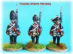 SYW Prussian Army