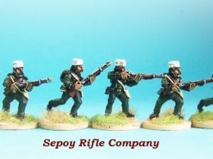 28mm Sepoy Rifle Company