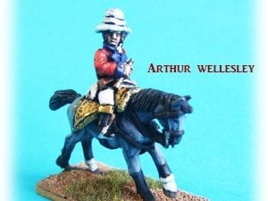 Mounted Arthur Wellesley