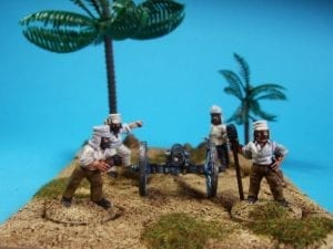 28mm British Artillery